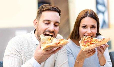 Restaurant pizzeria avec terrasse d'été à Morteau